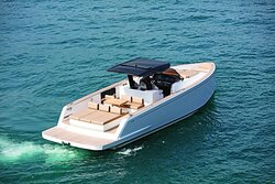 SPECIAL OFFER  Del Pardo 43 (2020) at euros 3,400 in lieu of euros 3,800 inc VAT, based in Cannes