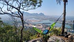 Pedra da Rosilha - Vargem pequena - Parque Estadual da Pedra Branca - Rio de Janeiro