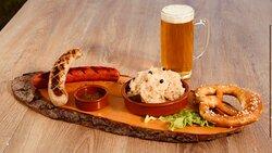 Saucisses allemandes et choucroute maison