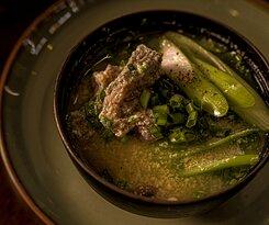 Hiên - Charcoal Kitchen Menu