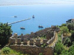 Крепость Аланьи