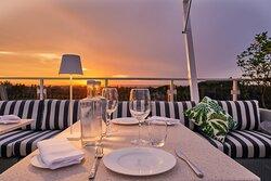 Terrazza Pamphili rooftop restaurant & bar