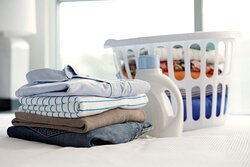 Guests have access to our on-site laundry facilities.