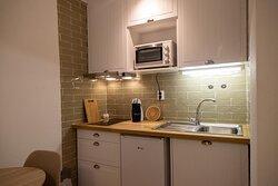 Suite 2 - cozinha
