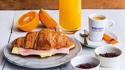 Venha tomar o pequeno-almoço na companhia da Jeronymo.