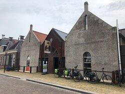 Jopie Huisman Museum in Workum
