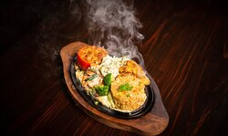 Hot sizzling sizzlers