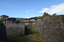 Fortezza Sarzanello - 1