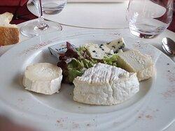 06 Assiette de fromage
