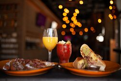 Sunday Brunch! $15 Bottomless Mimosas and Bloody Marys