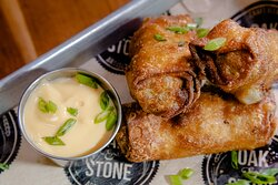 Philly Cheese Steak Eggrolls are a must have!
