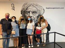 Kapi escape room