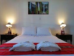 Foto de nuestra habitación matrimonial
