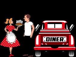 SueBob's Diner open Tuesday thru Friday 7a-7p Saturday 7a-2p