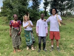 Machame Cultural Tourism has had a positive response on caring for the environment in the community.  It is one of the few events that has ever taken place on sanitation and tree planting in Nkweshoo village areas in support of efforts by the Tanzania Development Action Program (TADA) and tourism stakeholders in Tanzania - Osiwoo Safaris and Tumbili Voyages.  You are most welcome to Machame Nkweshoo CTE