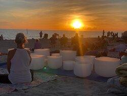 Crystal Bowls Meditation