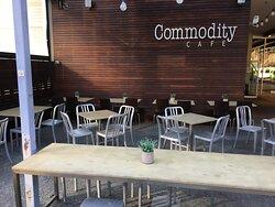 Commodity Cafe