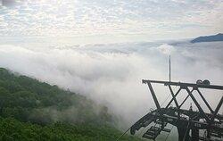 雲海テラスからの写真