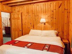 Cabin 5.5 King Bedroom