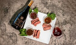 Pinot & Steak