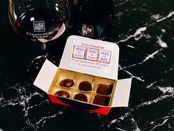 Volo Chocolate Sampler