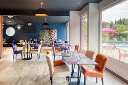 Restaurant Cuisine - Hôtel Hotelio