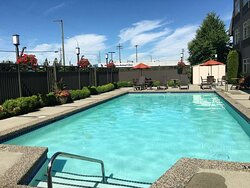 Outdoor Seasonal Heated Pool
