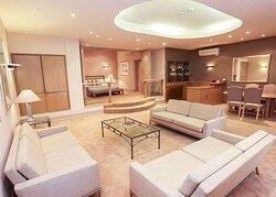 Presidential suite