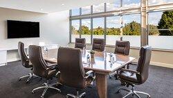 Chardonnay Meeting Room - boardroom configuration