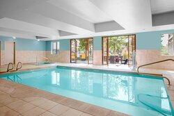 Holiday Inn Express Ontario Indoor Swimming Pool