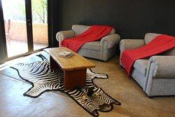 Blouwildebees Uitsig living space