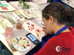 Creating Art- Anyone can! CATS – Creative Art Training Sessions  Encourage your team to challenge and nurture their creative spirit and expand their ability to contribute productively to the workplace environment.