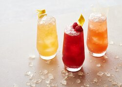 Cold Beverages at The Lounge