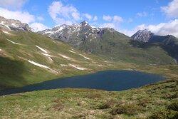 Lac Verney - Côté italien du Petit Saint-Bernard (randonnée)
