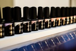 We work on highest quality products, cruelty free, ecological.. Safe nail polishes free of dangerous ingredients