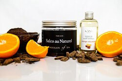 Chocolate Desert! One of our sweetest body ritual with natural chocolate mask!