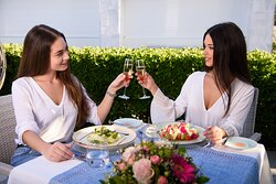 Modern Greek Dining Special Moments