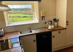 Daisy Cottage kitchen