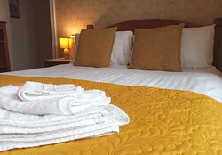 Room 5 - After a busy day out enjoying Skegness, relax in a comfortable bed.