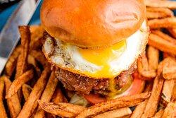 Blended Burger