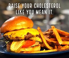 BILL-E's Cheeseburger