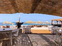 El blaco beachbar restaurant