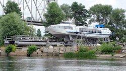 Kyiv Hydrofoil Voshod