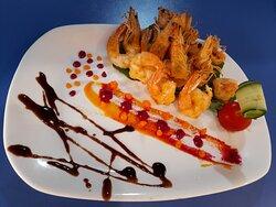 Fried shrimps 🍤