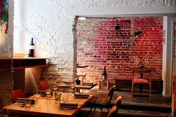 Im Restaurant / inside the Restaurant