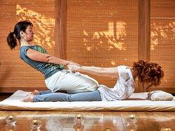 Traditional Thai massage in Thai Spa
