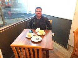 Mr Rashid Kurshid from London