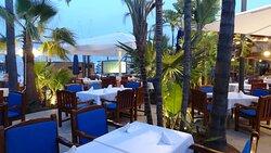 Este restaurante es nuestro lugar favorito, para emocionarse Cenando.