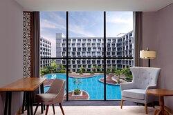 Premium Room Pool View