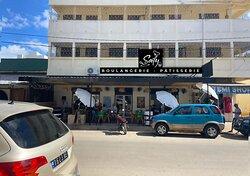 La pâtisserie Saify est transférée pres de la banque Boa mahajanga be